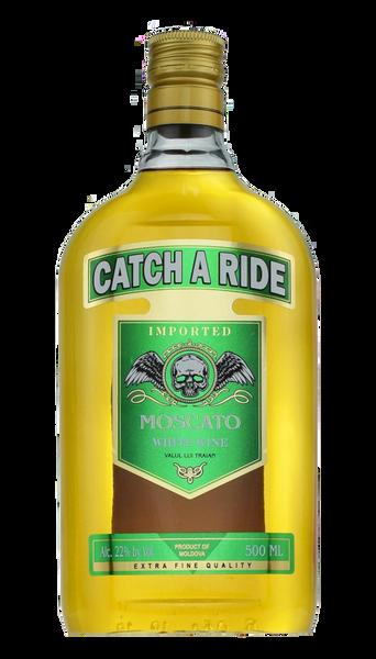 Catch a Ride White Moscato 22% ABV (1 Case)