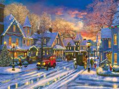 SMALL TOWN HOLIDAY