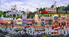Summertime - Main Street, U.S.A.
