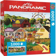 ALL 15 NEW 1000 PIECE JIGSAW PUZZLES