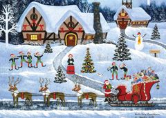 HOLIDAY CARDS - NORTH POLE COUNTDOWN