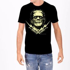 Frankenstein Bolts Men's Tee