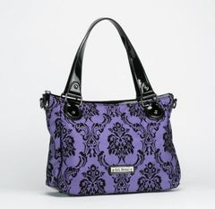 Vixen Day Bag in Violet