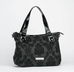 Vixen Day Bag in Black