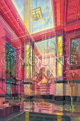 Last Call-36x24 Print On Fine Art Paper