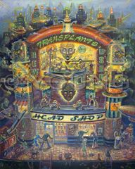 Head Shop-Original Painting