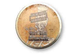 Local Gent Shaving Co. Savage Forge Beard Balm