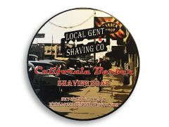 Local Gent Shaving Co. California Barber 4 oz. Shaving Soap