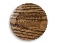Local Gent Shaving Co. Wooden Shaving Bowls