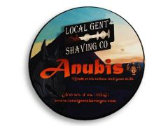 Local Gent Shaving Co. Anubis 4 oz. Shaving Soap