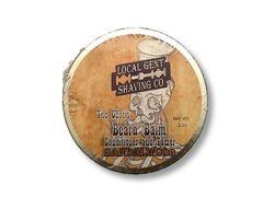 Local Gent Shaving Co. Sandalwood Beard Balm