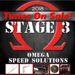 Omega Speed Solutions STAGE 3 - 2018 F150 5.0L