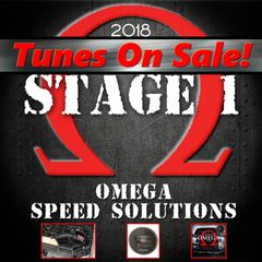 Omega Speed Solutions STAGE 1 - 2018 F150 5.0L