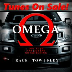 2018 F150 5.0 - Omega Tune (TUNE ONLY - for HP Tuners) - Basic Mods