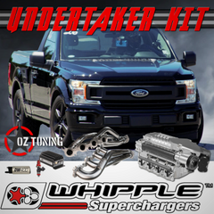 UNDERTAKER KIT - Whipple 2.9L Supercharger Stage 2 - 2018 F150 5.0L