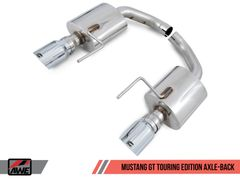 AWE Axle-back Exhaust - Touring -2015-2017 Mustang GT 5.0L
