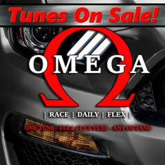 15-17 - Mustang GT - Omega Tune - Basic Mods