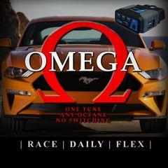 2018 Mustang GT 5.0 - Omega Tune & MPVI2 - Basic Mods