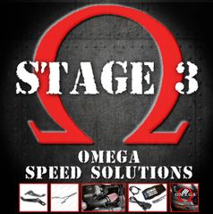 Omega Speed Solutions STAGE 3 - 2015-2017 Mustang GT 5.0L