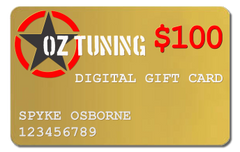 Oz Tuning $100 Digital Gift Card