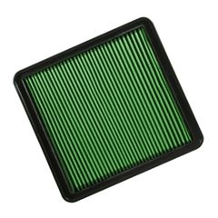 Green High Flow Air Panel Filter 2011-18 Ford F-150