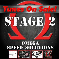 Omega Speed Solutions STAGE 2 - 2015-2017 Mustang GT 5.0L