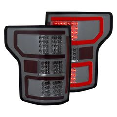 ANZO LED Taillights 2018-19 Ford F-150