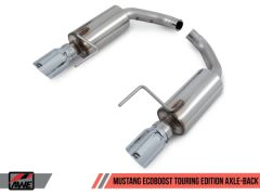 AWE Axle-back Exhaust - Touring -2015-2017 Mustang EcoBoost