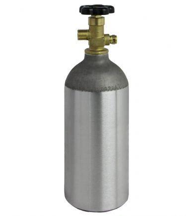Co2 Food & Beverage Grade 5LB Bottle Exchange Valve Type VAPOR / GAS