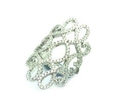 11CZ10 # STERLING SILVER MICRO RING