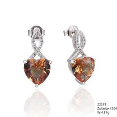 Color Changeable Alexandria Earrings ,22279-SL