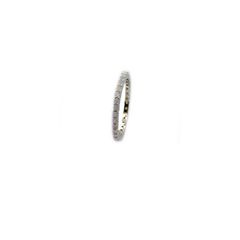925 SILVER NANO PINK OPAL ETERNITY BAND RINGS,11055-PK OP