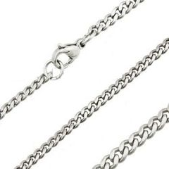 STAINLESS STEEL CUBN CHAINS ,5M, ALL LENGTHS, CUBN 5MM