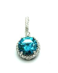 33ST11 Sterling Silver Micro CZ Setting