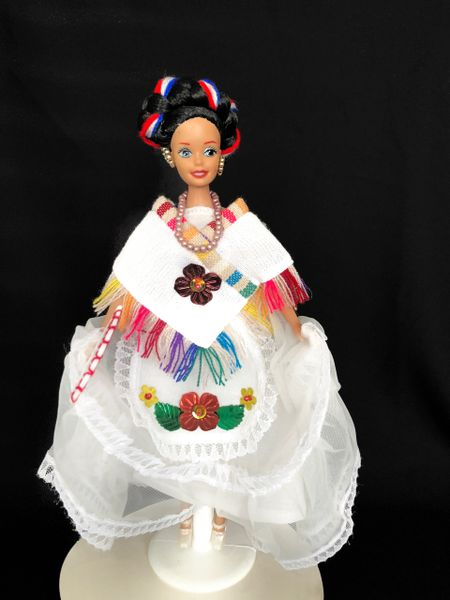 VERACRUZ HUASTECA COLLECTION DOLL
