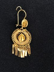 Mini earrings - Hat