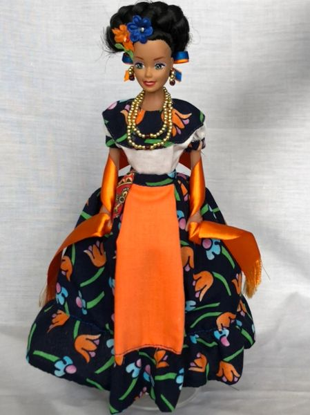 TABASCO COLLECTION DOLL