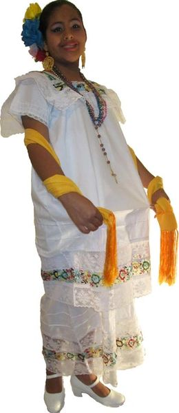Yucatan Dress- Cotton