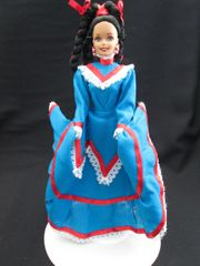 DURANGO-FEMALE COLLECTION DOLL