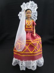 ITSMO DE TEHUANTEPEC COLLECTION DOLL