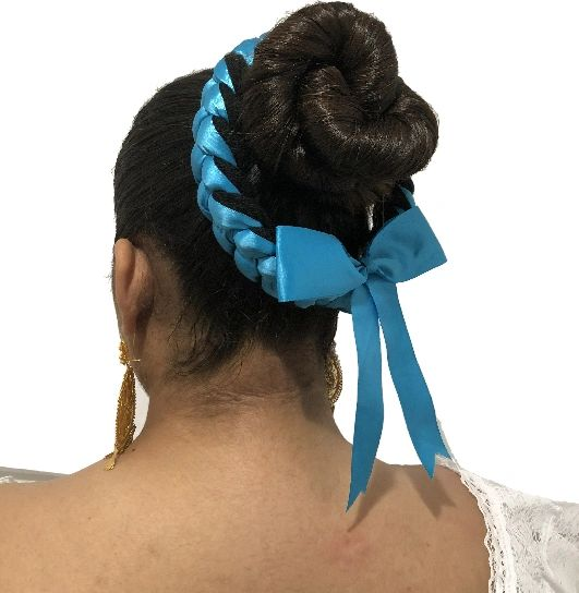 Girl's Norte Trensa Hair Piece