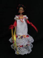 YUCATAN-FEMALE COLLECTION DOLL