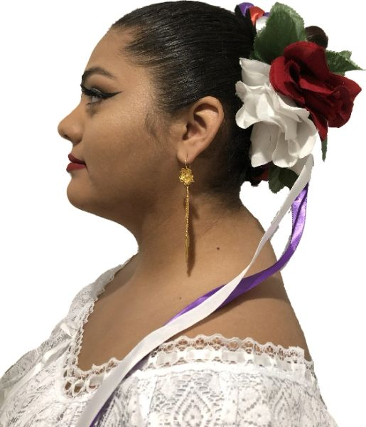 Chiapas Trensa Hair Piece