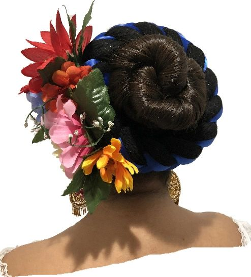 Sinaloa Trensa Hair Piece