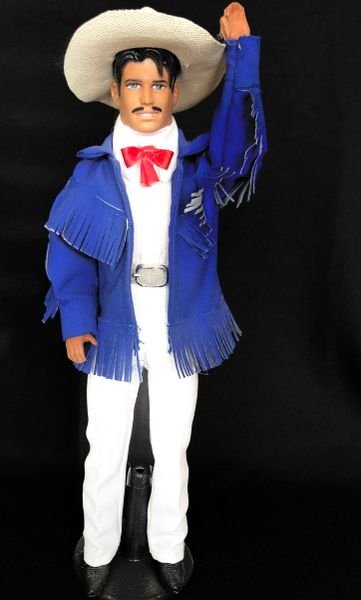 NUEVO LEON MALE COLLECTION DOLL