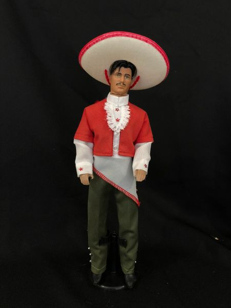 ZACATECAS MALE COLLECTION DOLL