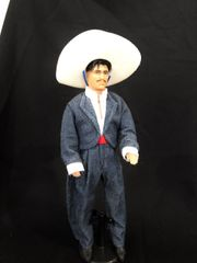 DURANGO MALE COLLECTION DOLL
