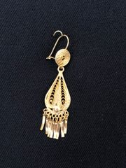 Mini earrings - Drop/Filled