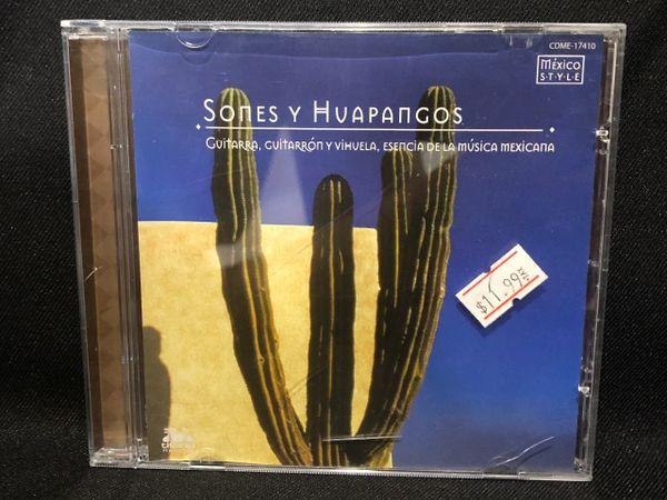 Sones y Huapangos