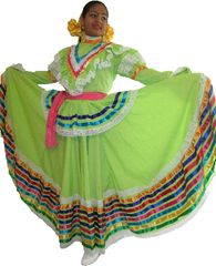 Jalisco Dress (No Star)
